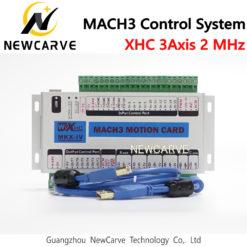 XHC CNC Handwheel Wireless Mach3 MPG Handwheel For Milling
