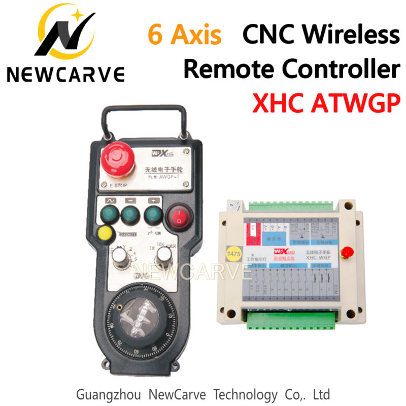 Is the XHC wireless handwheel stable? | CNC-Controller com