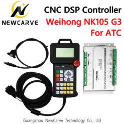 Original Weihong NK105 G2 G3 DSP Controller 3 Axis NC Studio