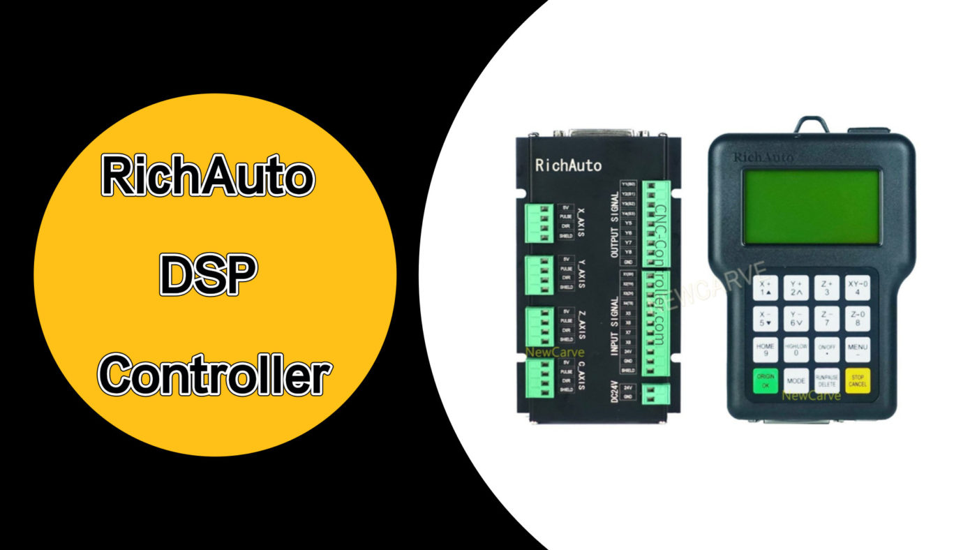 Is the RichAuto DSP controller performing well? | CNC