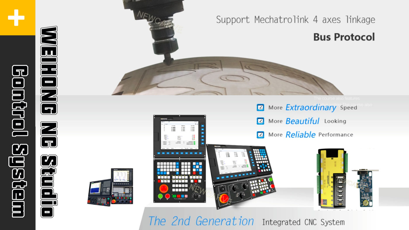 How to install Nc Studio control system? | CNC-Controller